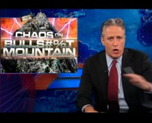 Watch: Jon Stewart v Fox News
