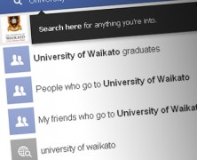 Facebook's Open Graph Search: A user's first time